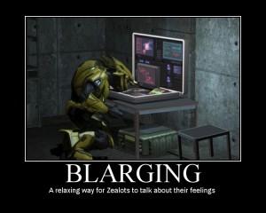 blargin
